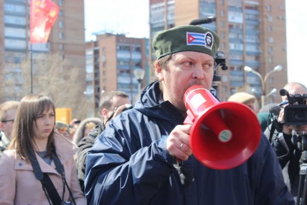 Депутат организовывал марш пенсионеров за возврат льгот и отмену лимита поездок