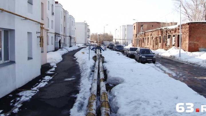 Мэрия Самары: квартиры в Озерном приходят в негодность
