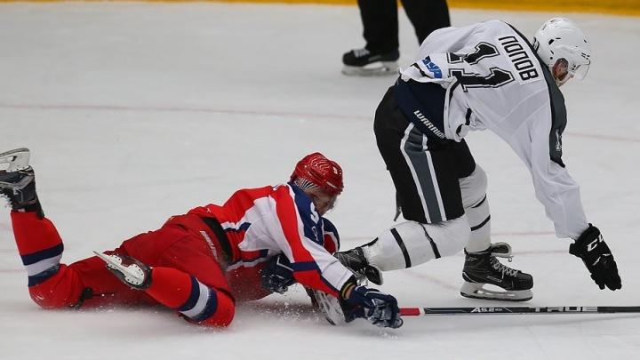 Тюменский «Рубин» обыграл «Звезду» в Чехове