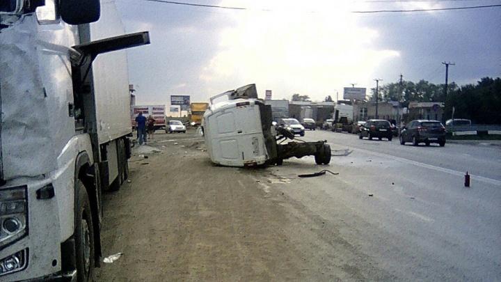 Семья из четырёх человек погибла в аварии на трассе в Челябинской области