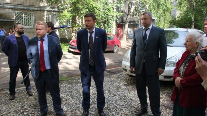 Власти встретились с ярославцами: на что пожаловались жители Брагино