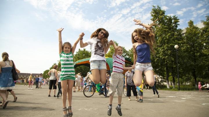 В летние городские лагеря Челябинска набрали 21 тысячу школьников