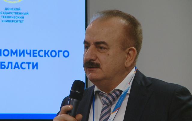 Бесарион Месхи рассказал о проектах ДГТУ: «Garaж», «Новый Ростов», Детский университет