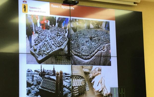 Ярославцам предлагают решить, какое панно будет украшать зону ЮНЕСКО