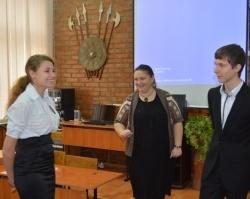 РГЭУ (РИНХ) открыл профильный класс в общеобразовательной школе
