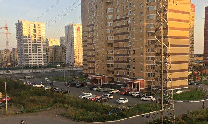 ГТА по-тюменски: пьяный водитель, пытаясь сбежать от полиции, протаранил служебную машину