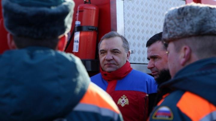 Глава МЧС прилетел в Ярославскую область: что проверит министр