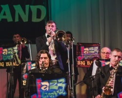 Jazz Travel Big Band – год на донской сцене
