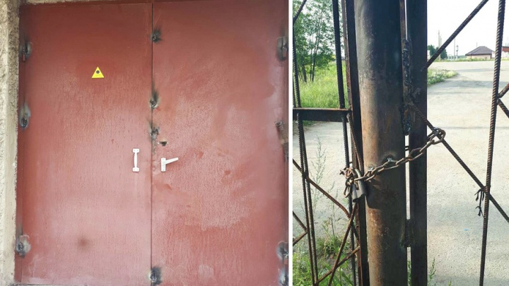 Выхода нет: при переделе ритуального бизнеса на кладбище в Челябинске заварили двери