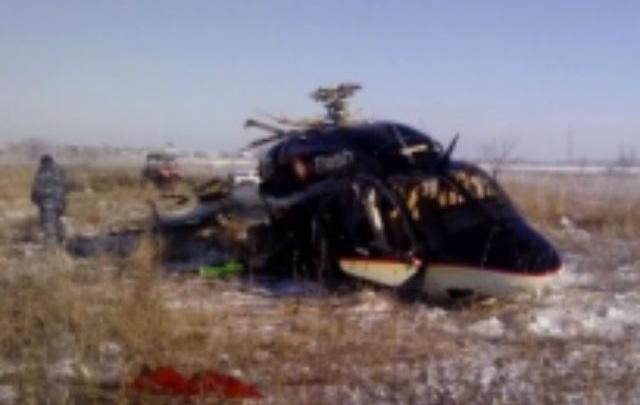 Командира рухнувшего вертолета будут судить в Ростове