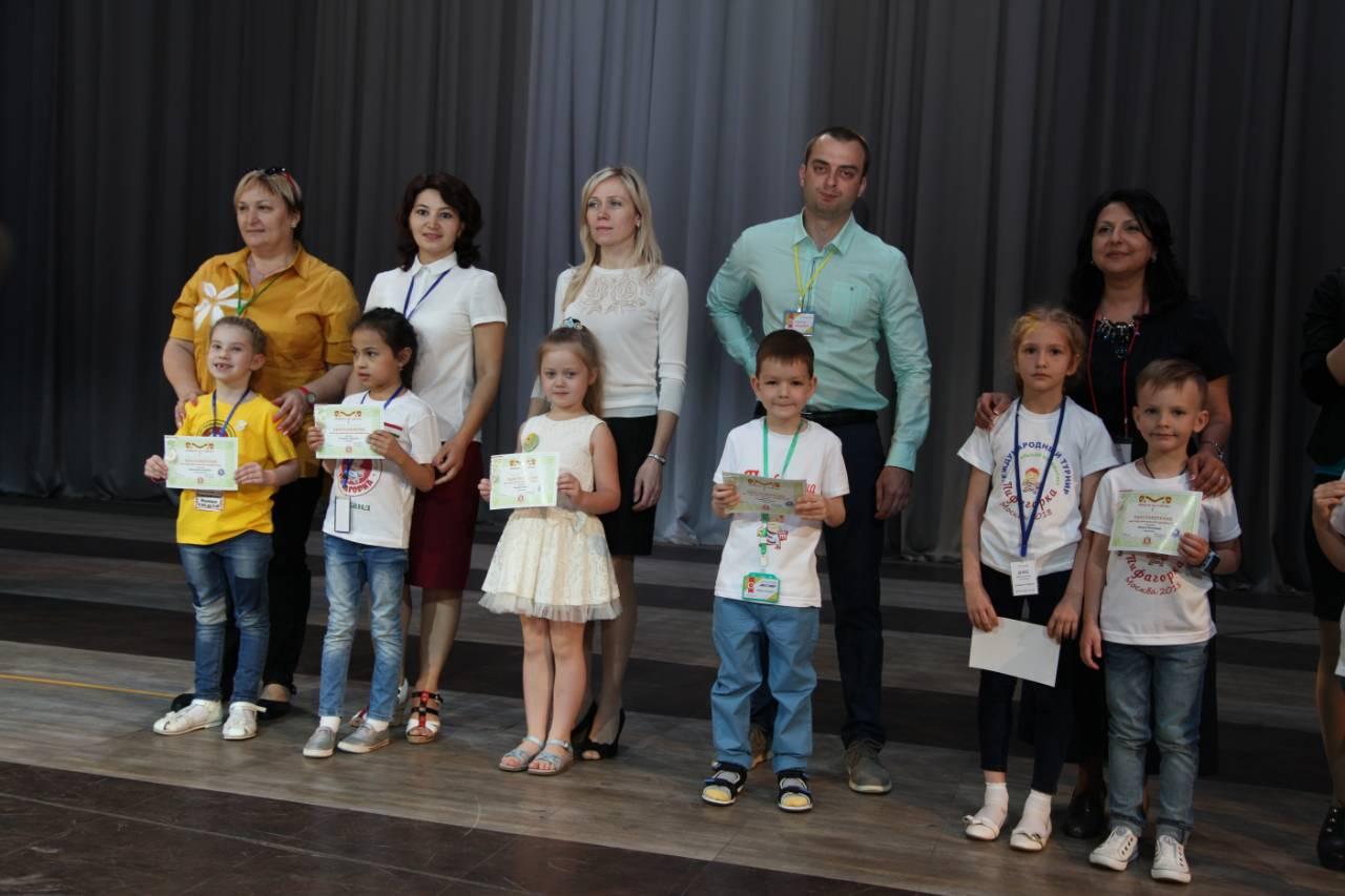 Тимур Галимов стал самым маленьким участником турнира
