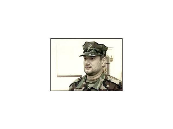 Герой России, бригадный генерал Сулим Ямадаев. Фото: lenta.ru