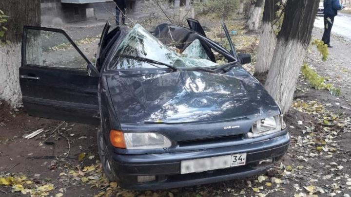 От циклона «Гриша» в Волгограде уже пострадало три человека