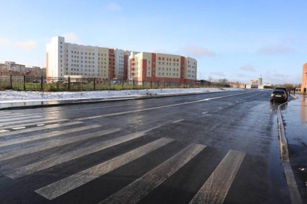 500 метров дороги уже отремонтировано