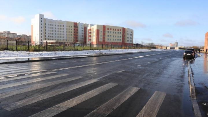 Ремонт проезда Сибиряковцев закончат уже в этом году