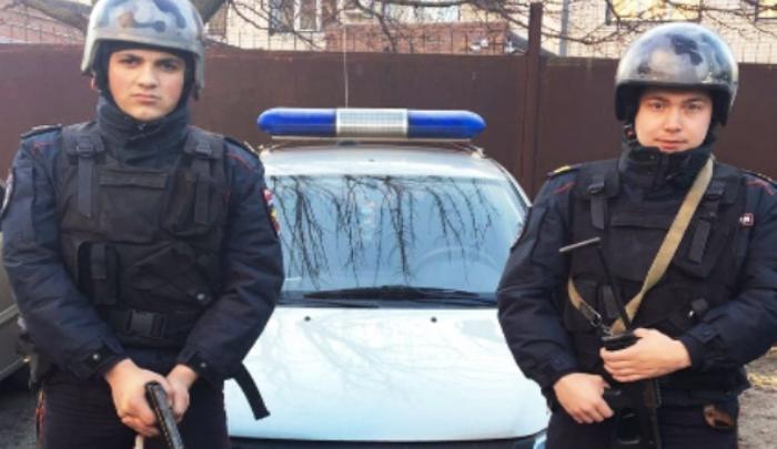 В Батайске поймали неуверенного в себе автовора