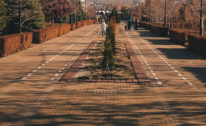 Ростовчанам представили дизайн-проект Покровского сквера