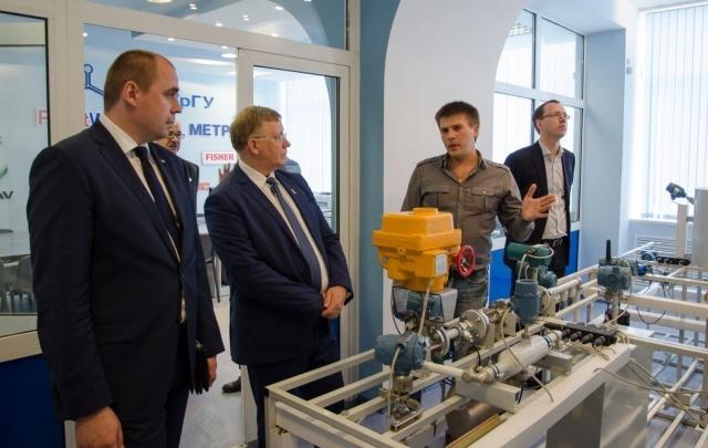 ЮУрГУ укрепляет сотрудничество с ведущим предприятием «Роскосмоса»