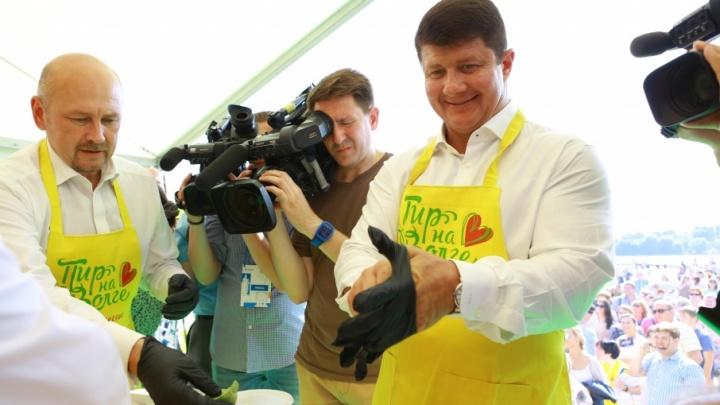 С лучком и майонезом: мэр Ярославля поделился любимым рецептом картошки