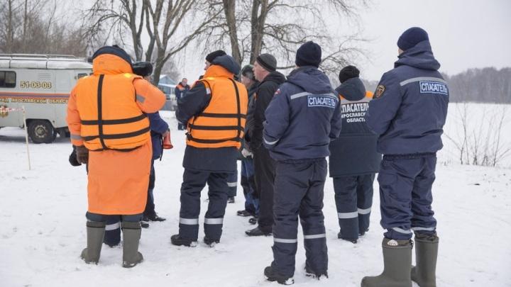Ярославские спасатели подготовились к выезду на место крушения Ан-148