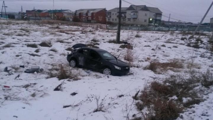 Вышел после ДТП из машины, сделал несколько шагов и умер: утром на тюменской трассе погиб мужчина