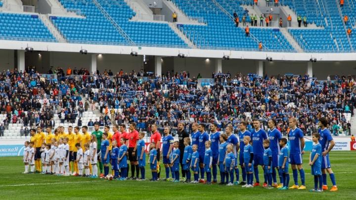 Руководство «Ротора-Волгоград» примет в команду семь новых игроков