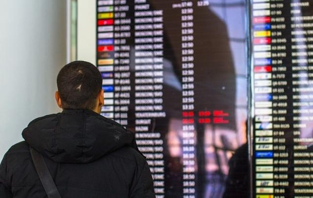 Около ста самарцев не могли вылететь из Шереметьево из-за поломки самолета