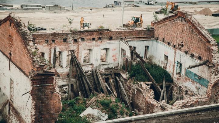 Почему не сохранили: 8 заброшенных зданий Тюмени