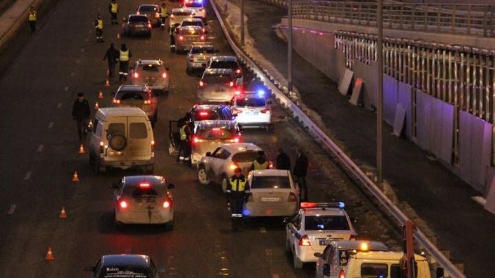 В выходные тюменских водителей массово проверят на трезвость