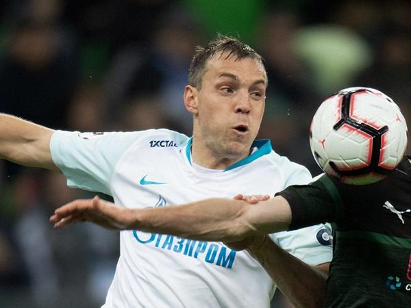 Вячеслав Евдокимов, фото с сайта fc-zenit.ru
