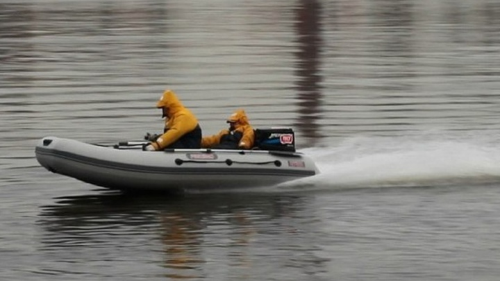 На Северной Двине пьяного капитана от бедствия спасла женщина
