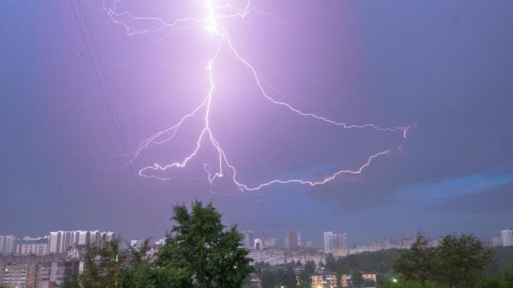 Самый дождливый июль: в Перми за сутки выпало рекордное количество осадков