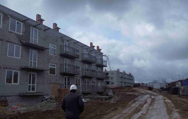 Микрорайон «Родниковая долина» от компании «Запад»: дома растут по часам