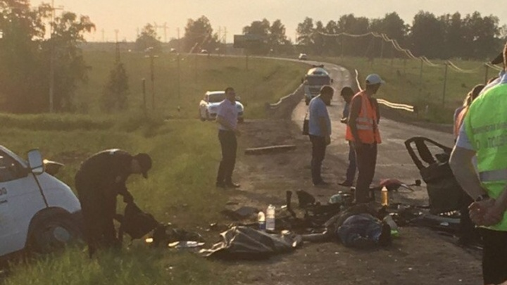 Подробности смертельной аварии  под Тюменью: ночью в больнице скончался водитель «Газели»