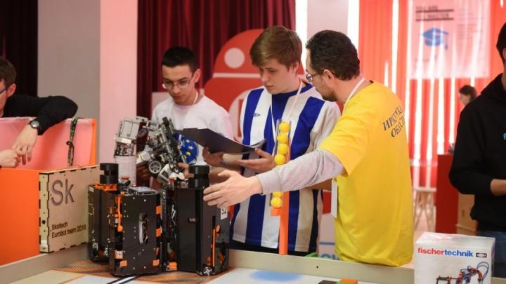 Роботы строят города: в ДГТУ завершились соревнования по робототехнике Eurobot-2018