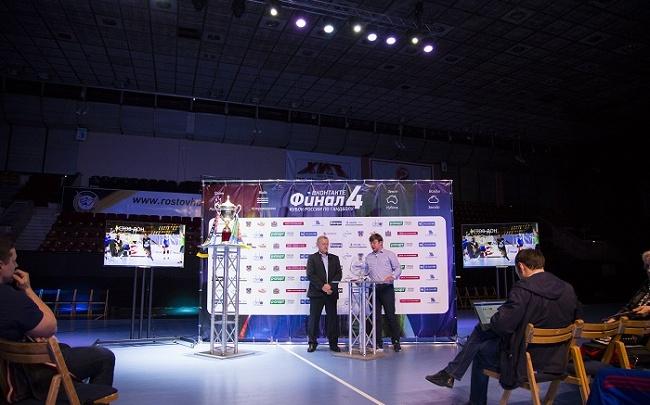 «Ростов-Дон» сразится с «Астраханочкой» в «Финале четырех»