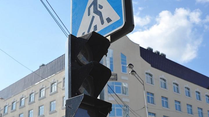 На выходных в Тюмени отключат четыре светофора