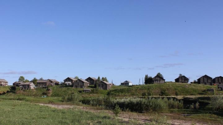 Деревня Мезенского района станет одной из самых красивых деревень России