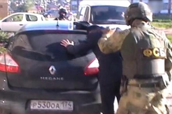 После задержания Ришата Багаутдинова оперативники отправились с обыском в администрацию