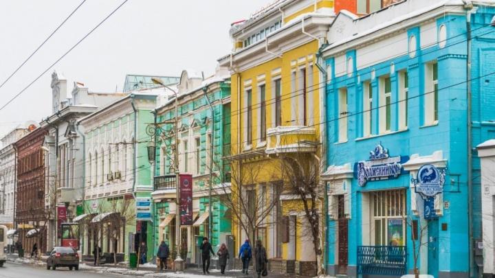 Улица Куйбышева в Самаре на время ЧМ-2018 станет пешеходной