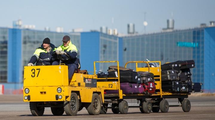 Международный аэропорт Волгограда избежал штрафа в пять тысяч за нарушение авиабезопасности