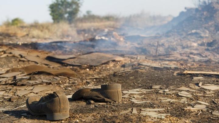 В Волгограде объявили сбор гуманитарной помощи для погорельцев