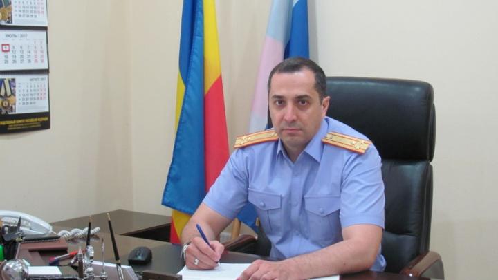 Руководитель Южного СУТ СК России: «Я бы не хотел, чтобы сын пошел по моим стопам»