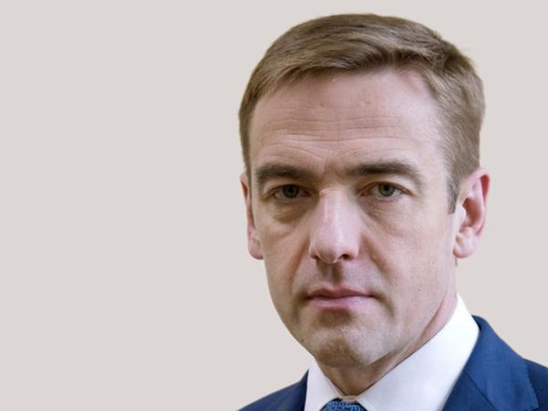 Виктор Евтухов, статс-секретарь – заместитель министра, с сайта minpromtorg.gov.ru