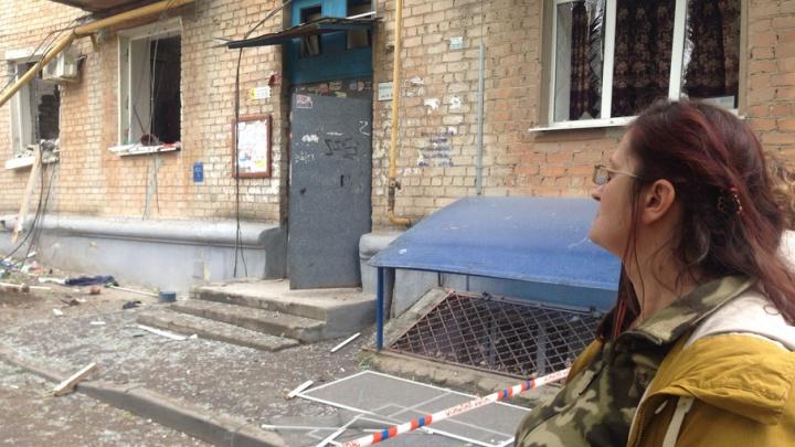 Женщина из взорвавшегося дома на Университетском просит спасти ее кота