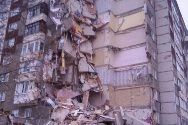 Вывернувшихся наизнанку жилых домов становится в России все больше