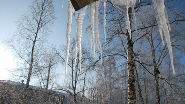 Шторм, гололед и потепление: весна в Поморье все-таки придет, хоть и будет с сюрпризами