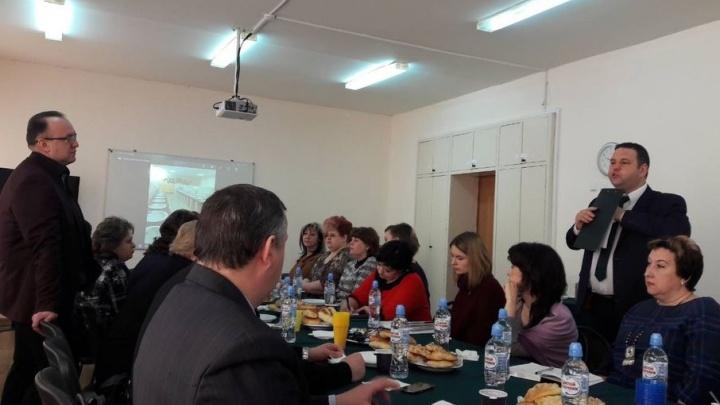 Волгоградских школьников пообещали кормить, как в ресторане