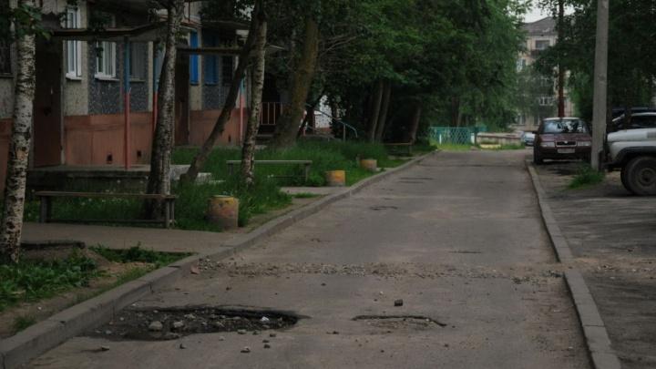 Губернатор Архангельской области Игорь Орлов раскритиковал работу муниципалитетов по ремонту дворов