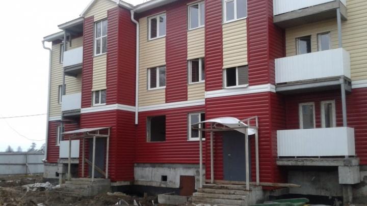 Недостроенные дома на Доковской продолжают сосать деньги из городского бюджета